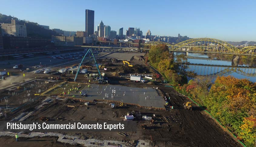 Commercial Concrete Pittsburgh