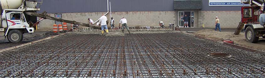 Concrete Bridge Contractor