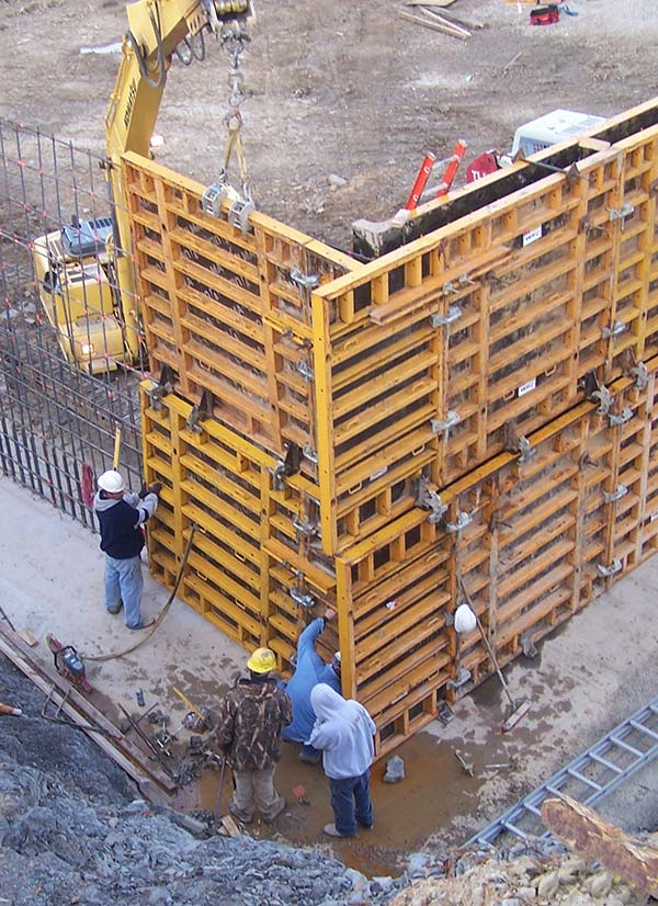 Pittsburgh area concrete contractor
